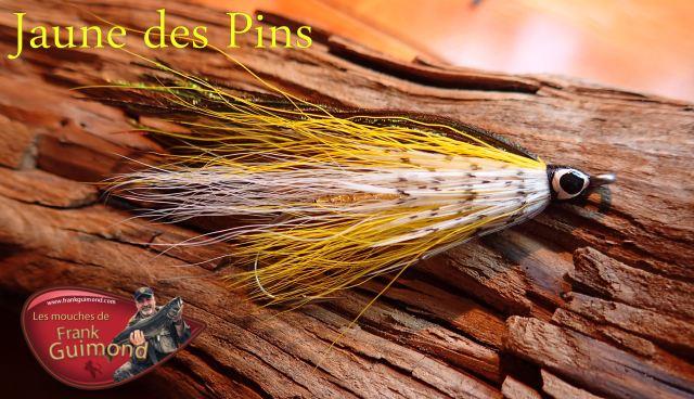 jaune des pins
