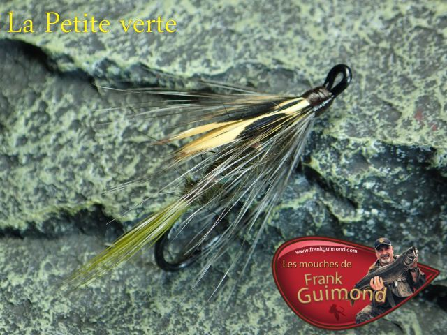 la petite verte coté saumonn