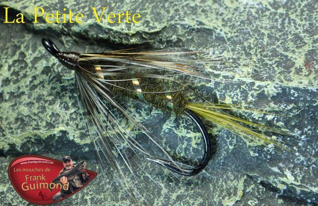 la petite verte saumon