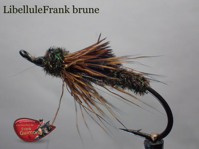 libellulefrank brune